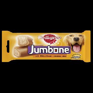 חטיף פדיגרי לכלב עוף ואורז - Jambone M