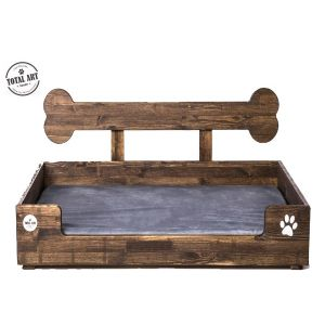 מיטת עץ מעוצבת-בונזי XL