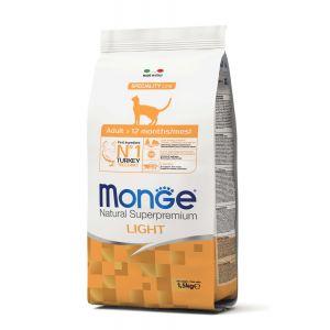 מונג' לייט הודו לחתולים בוגרים - 1.5 ק