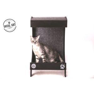 C CAT - עמדה מעוצבת לחתול
