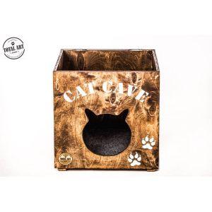 cat cave-מאורה לחתול