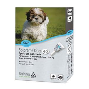 סולפרם לכלבים קטנים מאוד\גורים