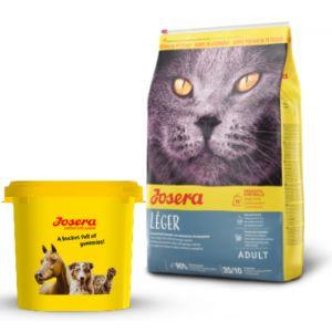 ג'וסרה לאגר לחתול (מופחת קלוריות) 10 ק