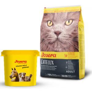 ג'וסרה קאטלוקס לחתול (אנטי הירבול) 10 ק