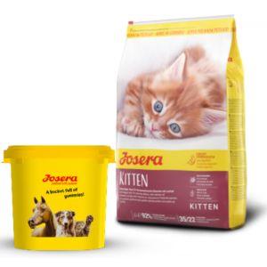 ג'וסרה קיטן לחתלתולים 10 ק