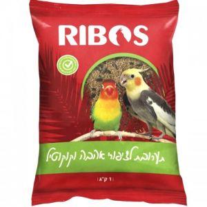 ריבוס תערובת לציפורי אהבה וקוקטיל