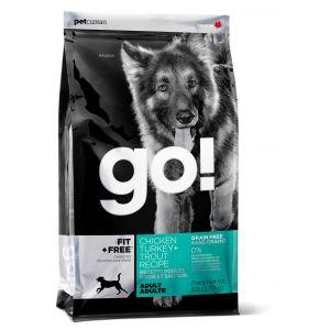 גו! כלב פיט פרי הודו ועוף 11.3 ק