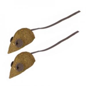 זוג עכברי קטניפ עם זנב עור
