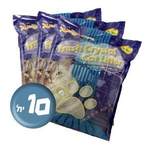 10 חול קריסטלי ב 150 ש