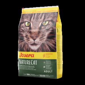 ג'וסרה נאצ'ורקאט לחתול (ללא דגנים) 4.25 ק
