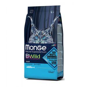 מונג' לחתול אנשובי - Bwild