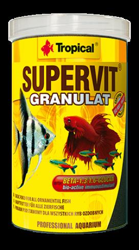 טרופיקל מזון לדגים סופרוויט מגורען 250 מ