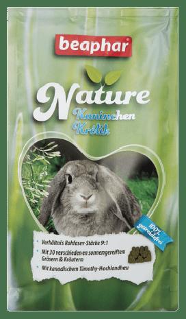 ביהפר נייצ'ר לארנבים 1.25 ק