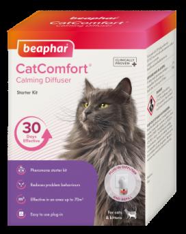 מרגיע חתולים חשמלי - קאטקומפורט