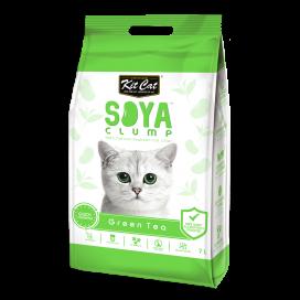 חול קיטקט סויה מתגבש - תה ירוק 7 ליטר
